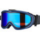 UVEX Comanche To Goggle Navy Mat DL/Mir. Blue